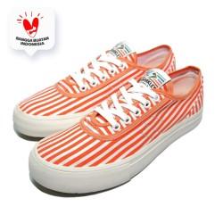 Sepatu Sneakers - Saint Barkley Hamilton 2.0 Orange Line