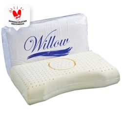 Bantal Latex Side Sleeper / Willow Pillow Side Sleeper Cover Knitting