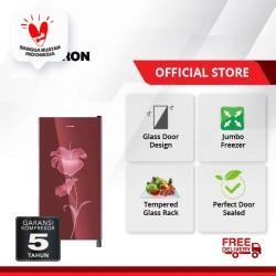 POLYTRON Belleza 1 Door Refrigerator 150 Litres PRA 15GORF
