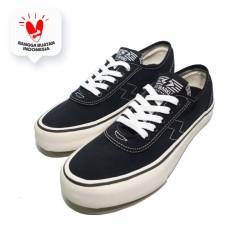 Sepatu Sneakers - Saint Barkley Hamilton 2.0 Classic Black