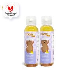 Tropee Bebe - Shampo Kemiri (Candlenut Shampoo) 100ml Double Pack