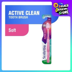 Systema Sikat Gigi Active Clean