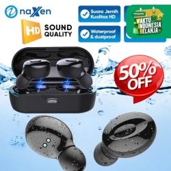 Headset Bluetooth Naxen XG15 TWS Wireless Bluetooth Earphone 5.0