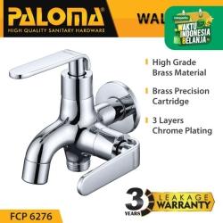 PALOMA FCP 6276 Keran Cabang Shower Bak Mandi Double Tembok Kran Air