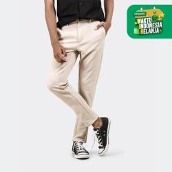 Celana Trouser CELCIUS B03283C Cream