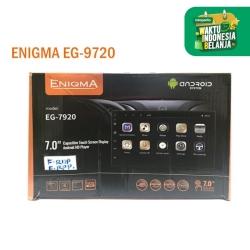 Enigma EG-7920. Head unit. 2din. 7 inch. Android 9.0 GO. Full HD 1080.