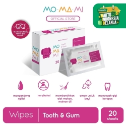 """MoMaMi Tooth & Gum 20"""""""