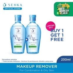[BUY 1 GET 1 LIMITED STOCK!] All Clear Water Fresh 230ml