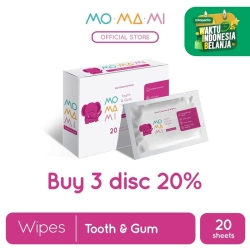 MoMaMi Tooth & Gum (3 Pk)