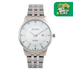 [original] Bonia Rosso BR10097-1315 Jam Tangan Pria Stainless Steel