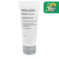 Wardah White Secret Exfoliating Scrub 50 ml