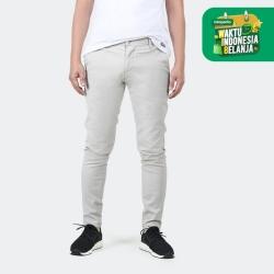 CELCIUS Celana Chinos B01192C Grey