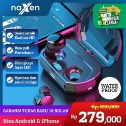 Naxen TWS R10 Bluetooth Earphone Headset 5.0 Touch Sensor
