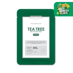 The Mask Shop - Real Solution Mask Tea Tree