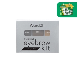 Wardah Eyexpert Eyebrow Kit 3 gr