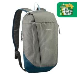 Quechua Backpack NH100 10L Khaki Decathlon - 2487055