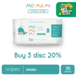 MoMaMi Water Wipes (3pk)