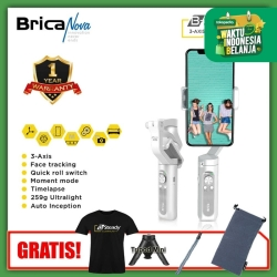 Brica BSteady XS - White Silver Free T-Shirt