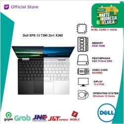 Dell XPS 13 2-in-1 7390 10th Gen i7 1065G7 - 16GB 512Gb SSD FHD