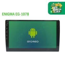 ENIGMA EG-1078. Head unit. 2din. 10.1 inch. Android 9.0 GO. Full HD.