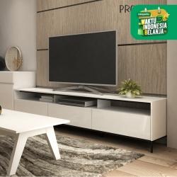 Pro Design Petra Rak TV Dengan 3 Rak 3 laci