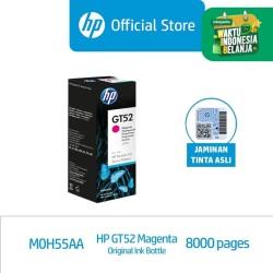 HP GT52 Magenta Original Ink Bottle (M0H55AA)