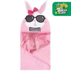 Luvable Friends Animal Hooded Towel(Woven Terry) / Handuk Topi