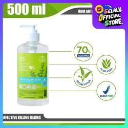 GDM Hand Sanitizer Cair 500 ml Dengan Kandungan Eucalyptus BPOM
