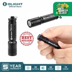 OLIGHT I3E EOS (Black) Flashlight Senter LED