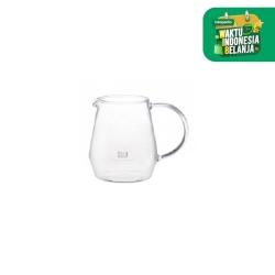 "SUJI Server ""Pitchi"" 600ml-Pitcher Glass Teko Gelas Multifungsi Coffee"