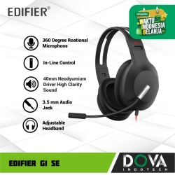 EDIFIER G1SE Surround Sound Gaming Headset with Detachable Mic