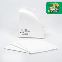 SUJI Paper Filter 02, White, 100 pcs/pack