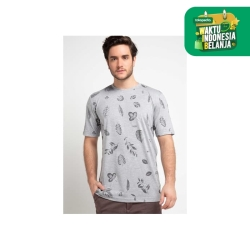 Emba Classic Abayomi T-shirt in Grey