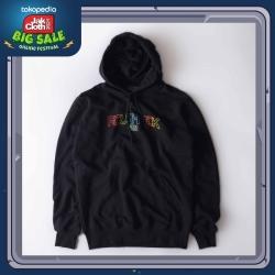 Roughneck H103 Black Chromatic Hoodie