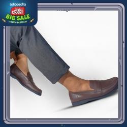 PRODIGO * Sepatu pria casual formal Bima Brown