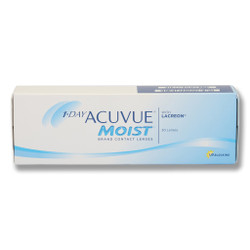 1-Day Acuvue® Moist® With Lacreon® Technology Lensa Kontak