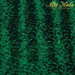 Velvet Scuba Hijau Wrinkle (Alta Moda)