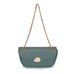 En-ji Hyesun Shoulderbag - Sage Green