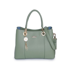 En-ji Hibi Handbag - Mint Green