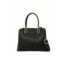 Tas Elizabeth Fleur Handbag Black
