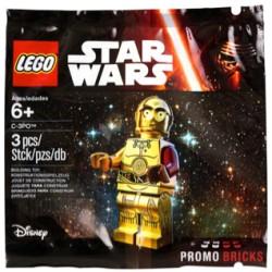Lego C3PO Polybag Star Wars 5002948