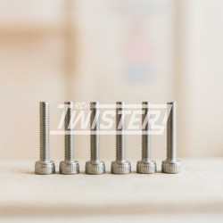Stainless Steel Hexagonal Bolt M3-20mm