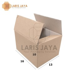 Kardus Packing 16 x 13 x 10 cm