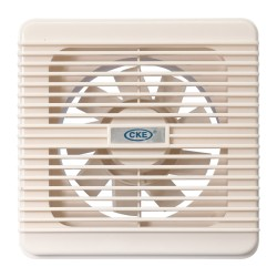 Exhaust Fan Toilet CKE EFT-004 4 Inch Rumah Toilet Dapur Eksos