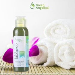 Shampo Penumbuh Rambut Cepat Green Angelica