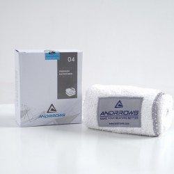 Most Trusted Shoe Cleaner - Andrrows Premium Microfiber Towel