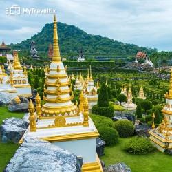 Tiket Masuk Nong Nooch Tropical Garden Pattaya (Dewasa)