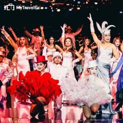 Tiket Calypso Cabaret Show Bangkok Thailand (Dewasa)
