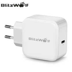 BlitzWolf BW-S10 USB Type-C Charger Travel Charger 30W Fast Charging