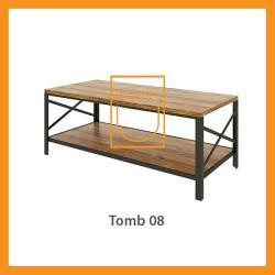 Ridente | Meja Tamu / Coffee Table Tipe Tomb 08